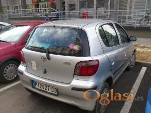 Pančevo Toyota Yaris 2000