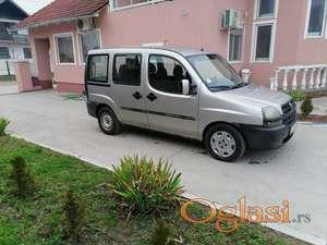 Prodajem Fiat Doblo 1,9 jtd 2002 godiste