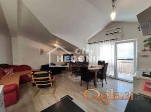Atraktivan noviji dvosoban stan u Zemun polju ID#6673