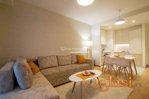 Izdavanje-Luksuzni stanovi Beograd na vodi-Lux stan sa garažom
