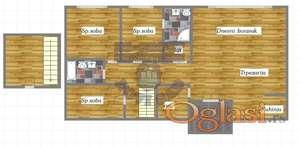 Top lokacija, izuzetan kvalitet gradnje i opreme!