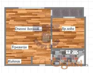Novogradnja na atraktivnoj i mirnoj lokaciji u blizini centra, a nadomak glavnih dešavanja
