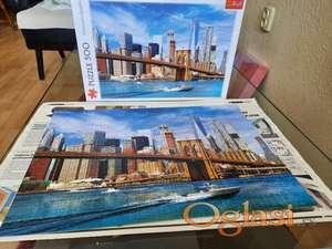puzzle 500 -- 35 x 48 cm