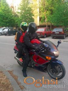 Kawasaki ZZ R600