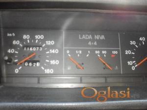 Novi Sad Lada Niva 1,7 2002