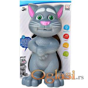 Macak Tom Talking Tom veci 30cm