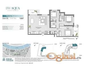 BW Aqua, luksuzan stan sa pogledom, u izgradnji ID#1455