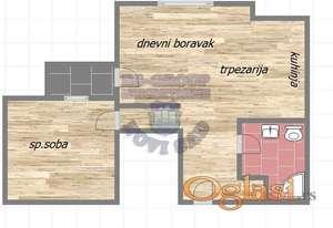 Dvosoban stan na Podbari 021/632-2111