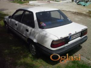 Beograd Toyota Corolla XL 1990