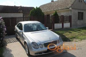 Ruma Mercedes Benz E 200 2004