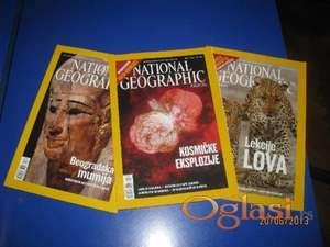 National Geographic americko izdanje na prodaju