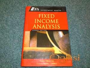 Fixed Income Analysis - Frank J. Fabozzi