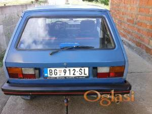 (Mladenovac) Yugo 55 1989