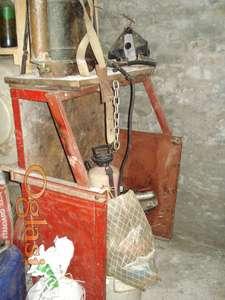 Kavez za traktor, manji