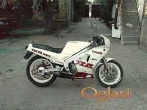 Bavanište Yamaha TZR 125 1990