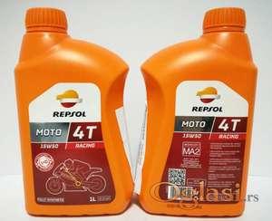 Motorno ulje Repsol RACING 15W-50 1L