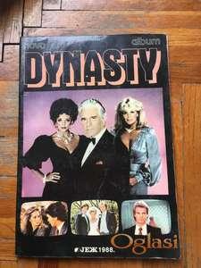 Dynasty - album sa sličicama (1988)