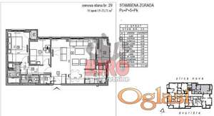 Četvorosoban stan-Bulevar-Novi Sad!