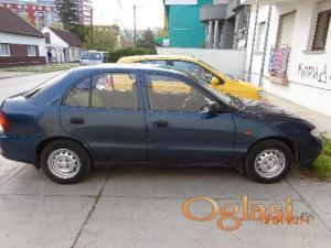Novi Sad Hyundai Accent GLS 1998
