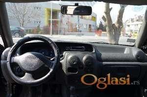 Beograd Dacia Solenza 1.4 MPI Confort 2004