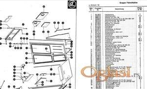 Claas Protector - Mercator 50 Katalog delova