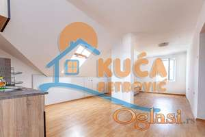 Stan u Mokranjčevoj, jednoiposoban, 4. sprat, 44 m2, 41500e