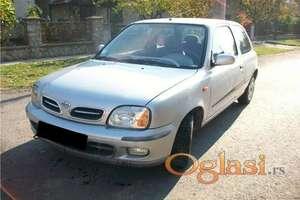 Zrenjanin Nissan Micra 2G 2002