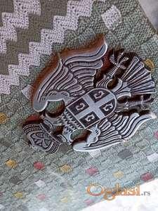 Prodajem grb Srbije