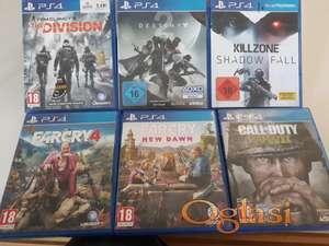 PlayStation 4 igrice / 6 igrica