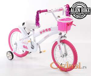 "Dečija bicikla GIRLY 16"""