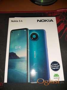 Nokia 3.4 64GB Black (Crna) Dual sim