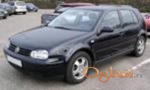 Zemun Volkswagen - VW Golf 4 2004, STRANAC