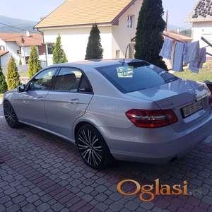 Merzedes Benz E 200 CGI