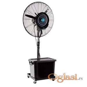 Iznajmljivanje ventilatora sa vodenim raspršivačem