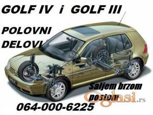 Golf IV polovni delovi