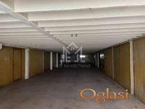 Stražilovska, garaža sa pomoćnom prostorom, 32m2
