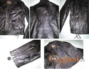 Harley Davidson muška kožna jakna