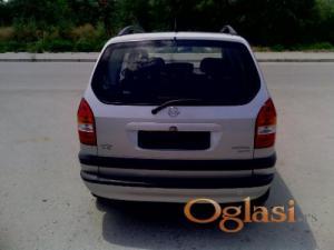 Opel Zafira 2.0 DTI 2002 elegance