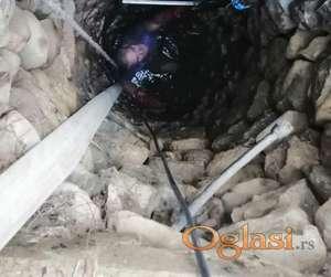 Dezinfekcija i ciscenje bunara