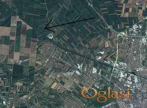 Gradjevinsko zemljiste Novi Sad - Rumenka