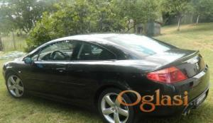 Peuget 407 coupe v6 hdi sport