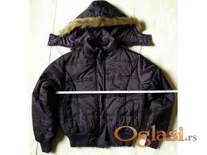 Nova tamno ljubicasta jakna