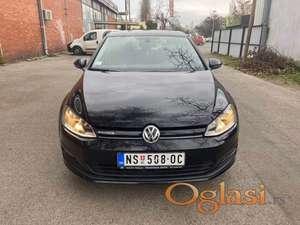 Volkswagen Golf 7 Registrovan Servisna knjiga 6 brzina