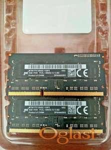 DDR3 memorija Micron 2x4GB