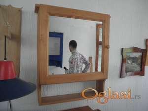 Ormar sa ogledalom za kupatilo