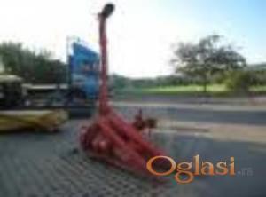 Sremska Mitrovica Poljoprivredne mašine Pottinger