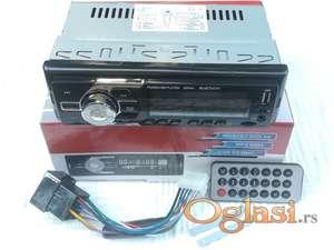 Auto radio MP3 USB SD Bluetooth 24V
