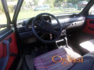 Novi Sad Fiat Uno 1991