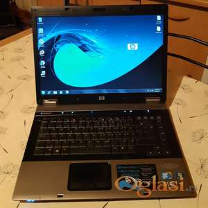 HP Compaq 6730B 2x2.53Ghz/4gb ram/160gb hd/kamera/serijski port/odlicna bat