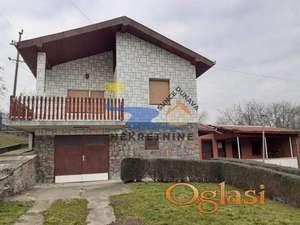 Odmah useljiva kuća u Centru banje Vrdnik ID#1018
